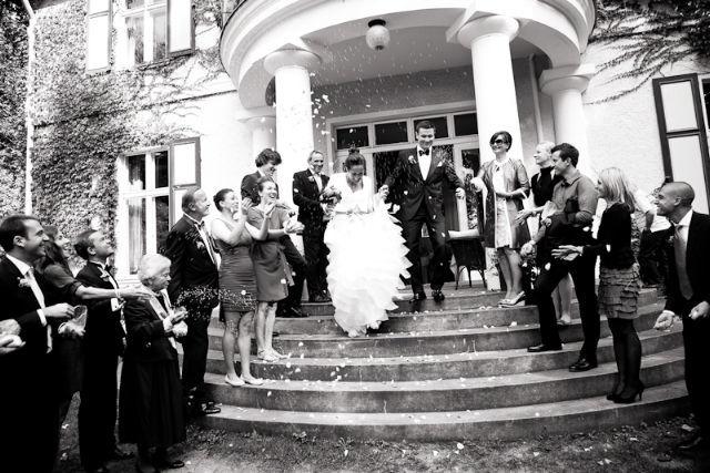 Beispiel: Ihre Hochzeit im Schloss, Foto: Gut Schloß Golm.