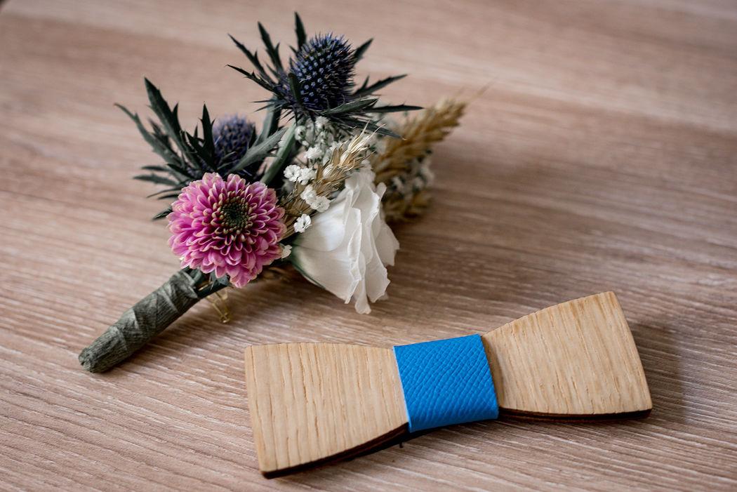 Sac De Noeud / Noeuds Papillon, accessoires, déco