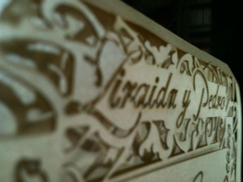 Invitaciones de boda en Guadalajara por Sociales Originales
