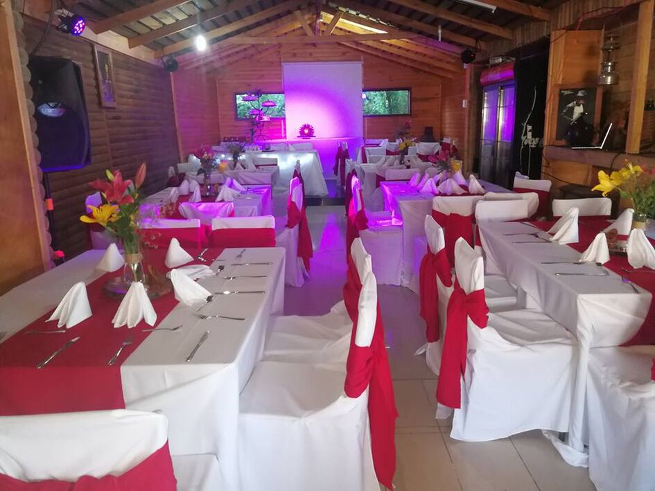 Santa Agustina Centro De Eventos