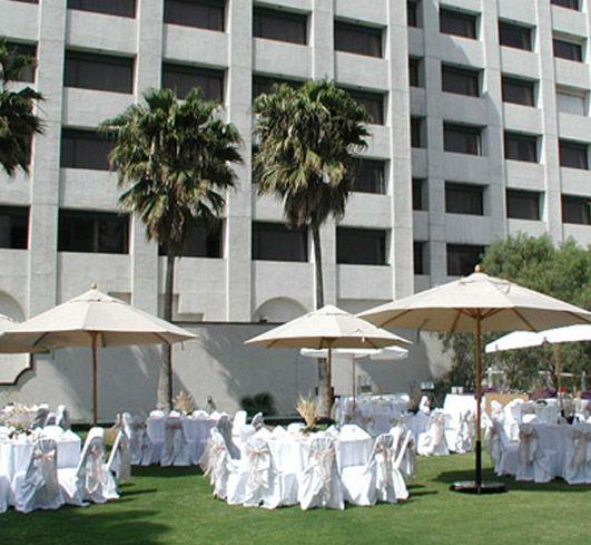 Hotel Pueblo Amigo en Tijuana