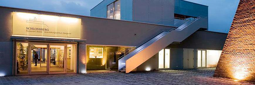 Beispiel: Außenansicht, Foto: Restaurant Schlossberg.