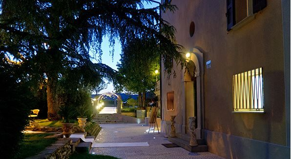 Villa Montrona
