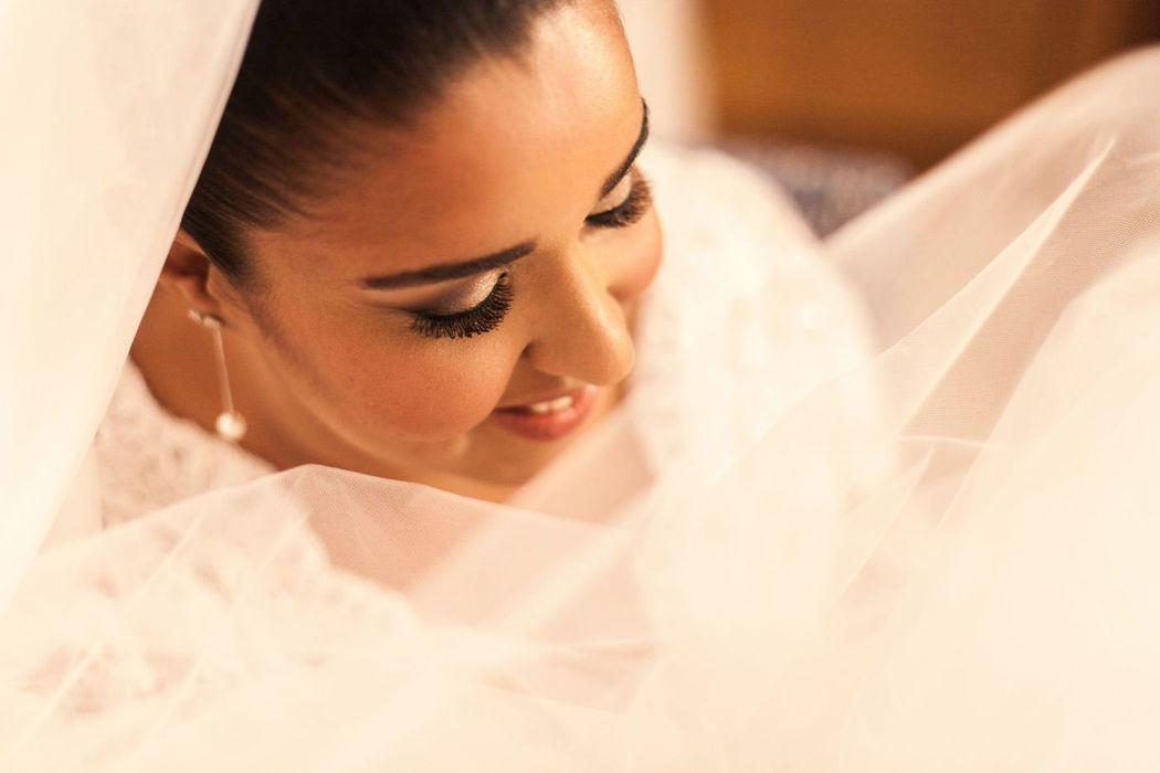 Maquiagem Casamento Rio de Janeiro Manu Guerra Makeup Foto: Anderson Marcello