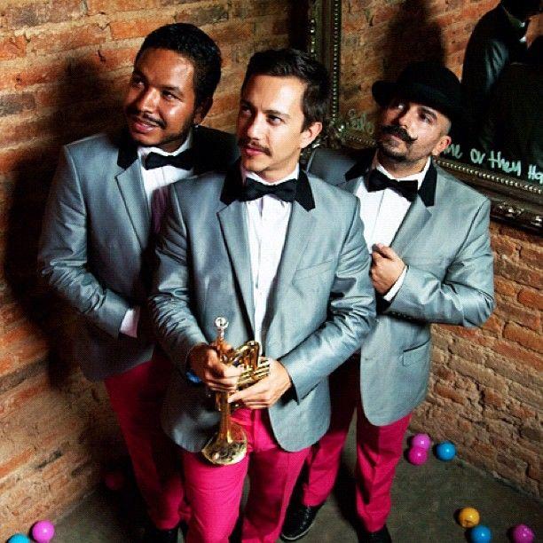 Le Funk, grupo musical para bodas en Jalisco