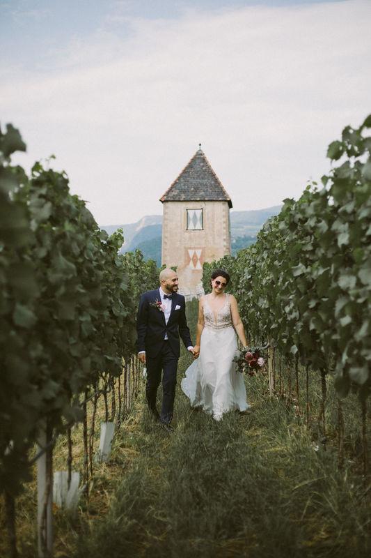 Mirja Shoots Weddings