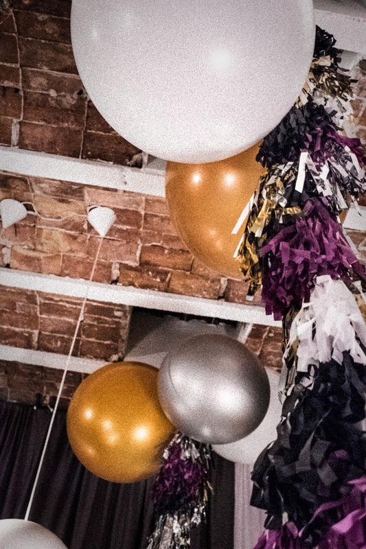 Geronimo Balloons by shöckinwindöws.com #HappyBirthday #happy40 #cumple #feliz40 #cumpleañosfeliz #deco #evento #party #handmade