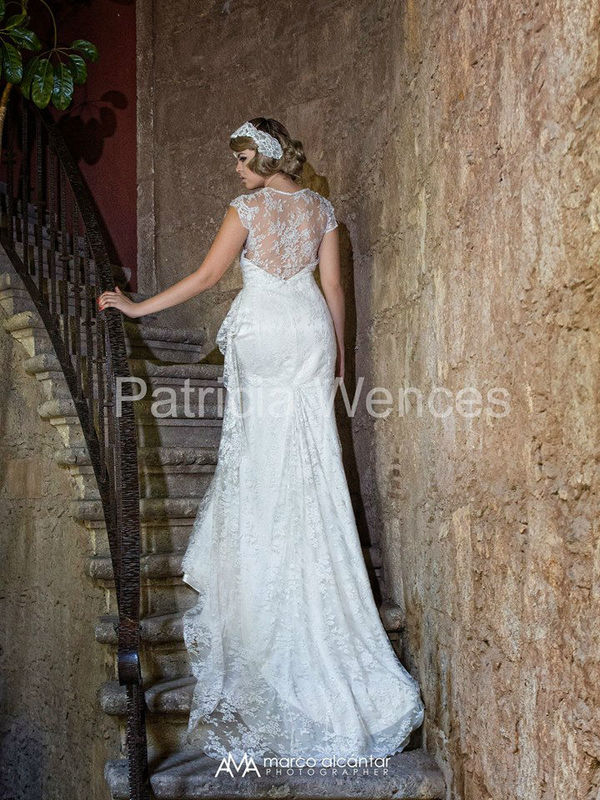 Modelo Katherine www.patriciawences.com.mx