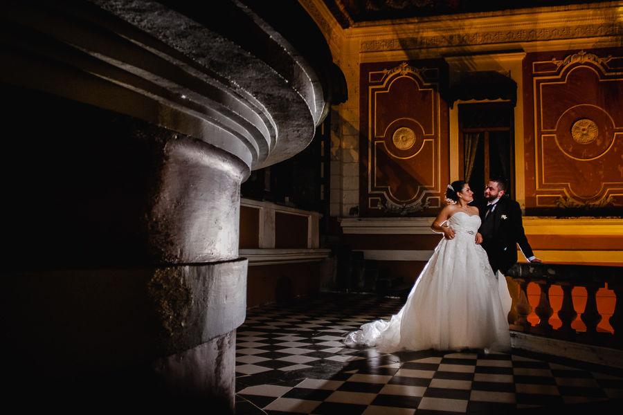 La boda en Casa de los Abanicos
