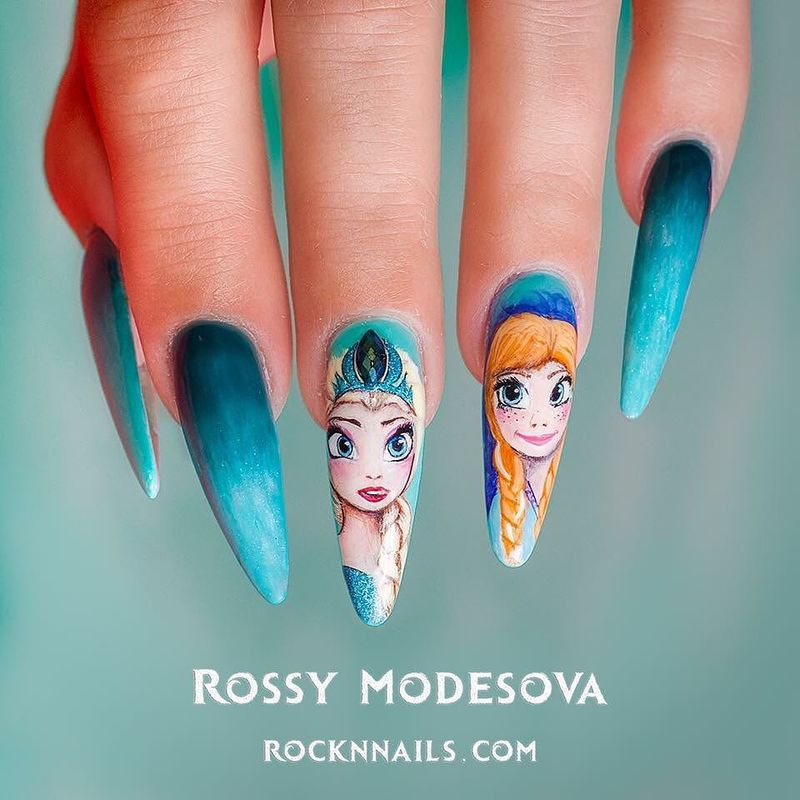 Rock'n Nails by Rossy Modesova