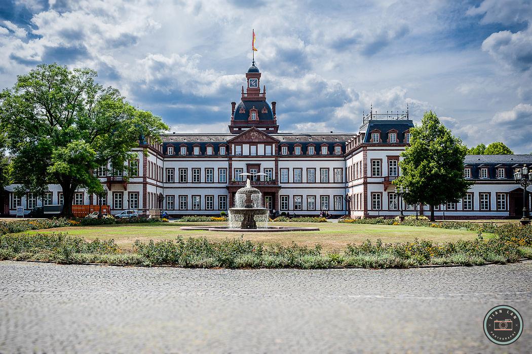 Tian Lan Photography - Hochzeitsfotograf Frankfurt - Schloss Wolfsgarten, Hanau