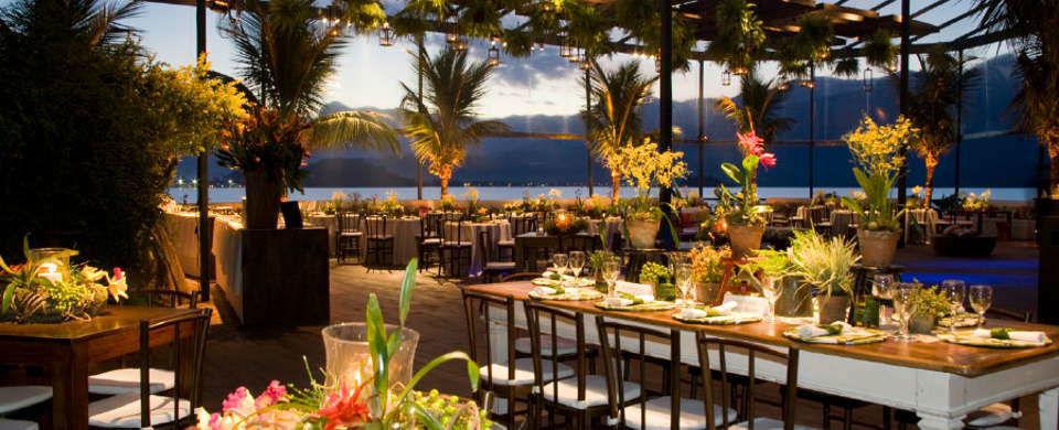 Ilha Kontiki. Foto: Mercador Eventos