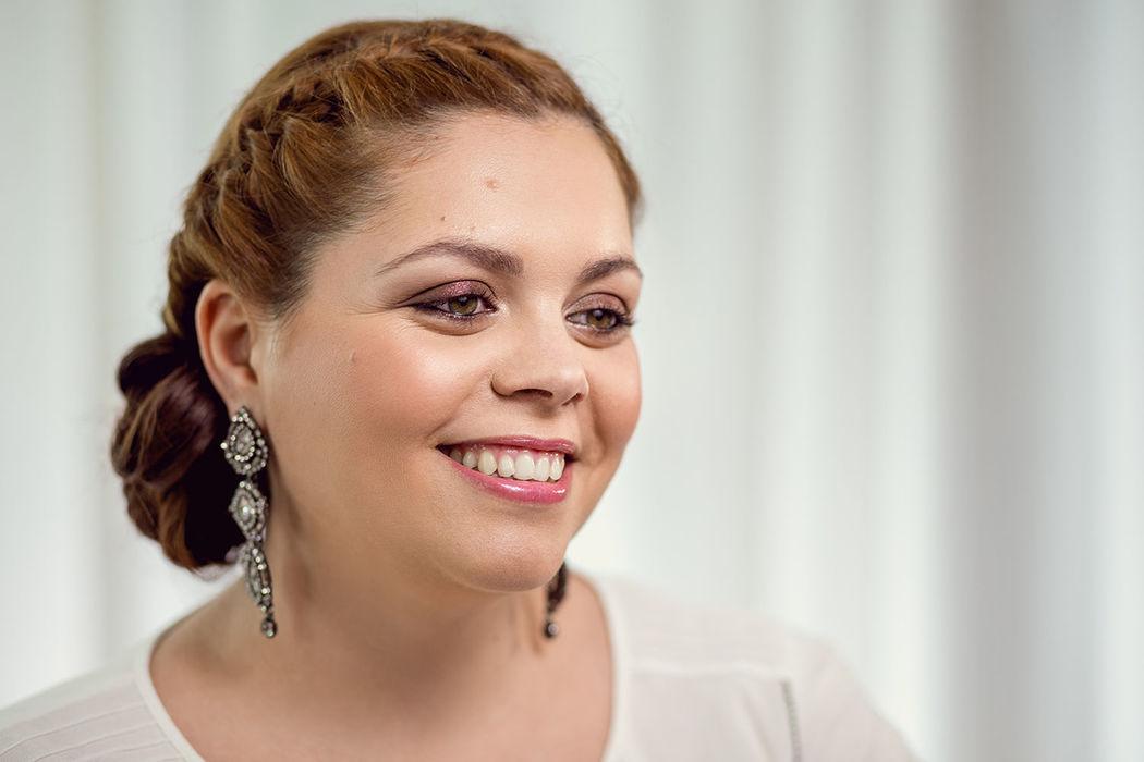 Prueba maquillaje novia. Nuria Villa · Makeup Studio