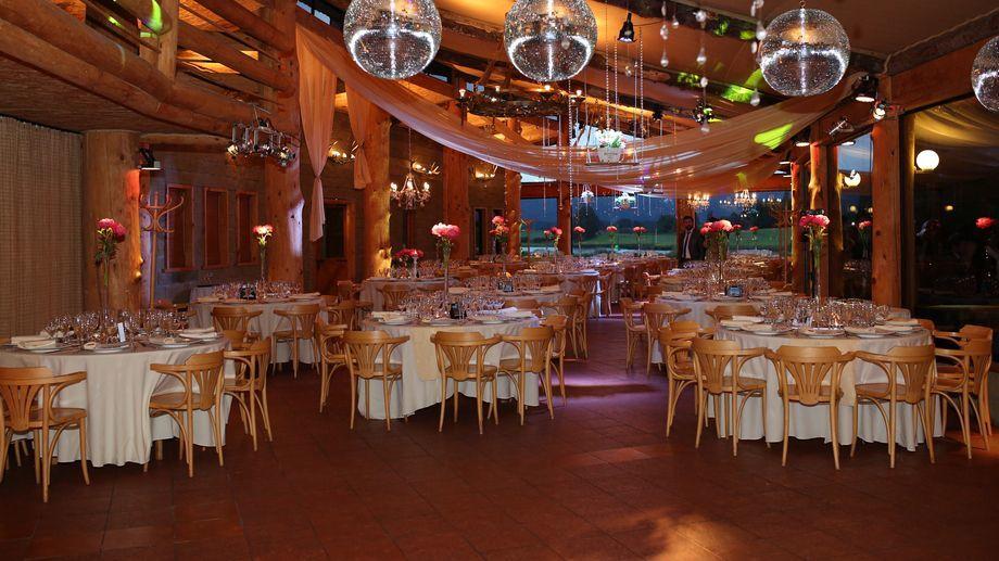 Centro de Eventos Aguada Florencia Club