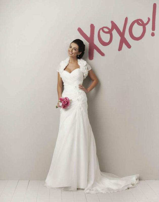 Beispiel: Kleider für die Braut mit Stil, Foto: La Diva Brautmoden.