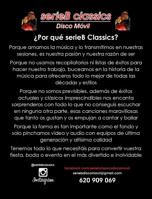 SerieB Classics