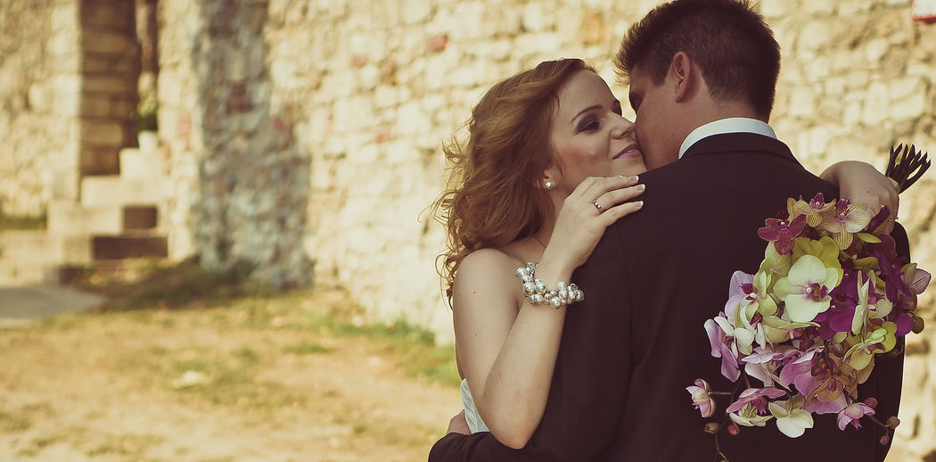 Anders heiraten - woanders heiraten ... (Fotocredit: Csaba Vigh)