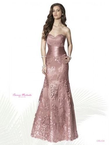 Vestido de Carmen Machado