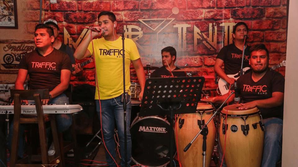 Traffic Band