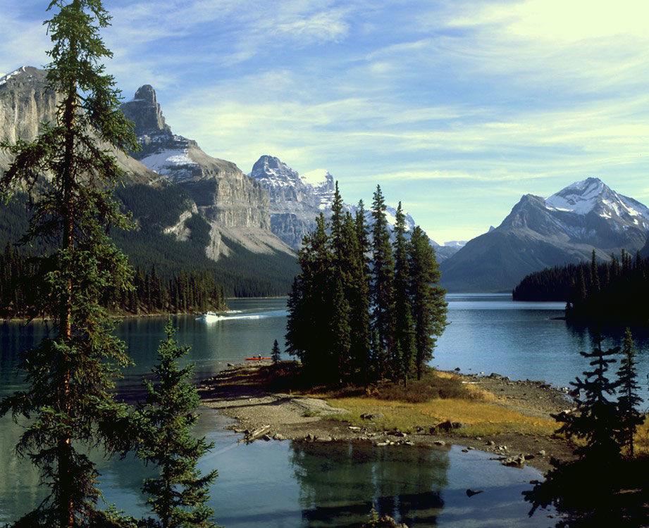 P.N. Jasper, Canadá