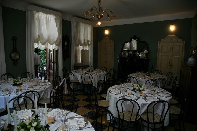 Interni - Villa Nessi