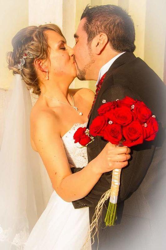 Matrimonio de Maritza y Sebastian San Miguel