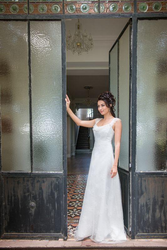 Collection Mariées de Provence 2017 - modèle TENDRESSE