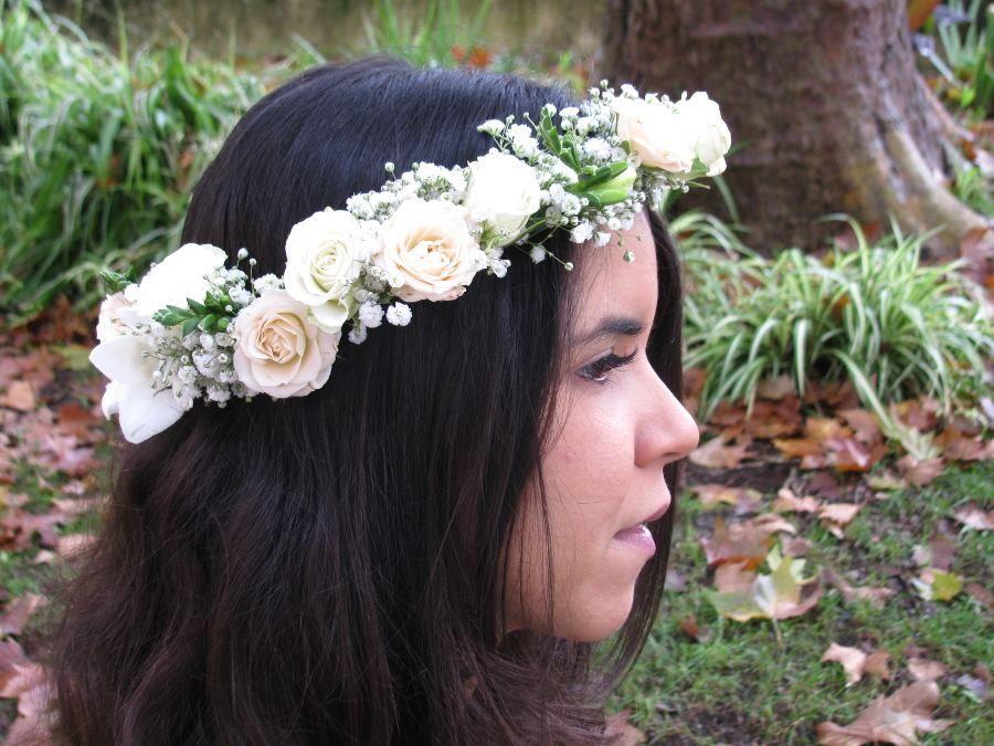 Coroas de Flores Vintage