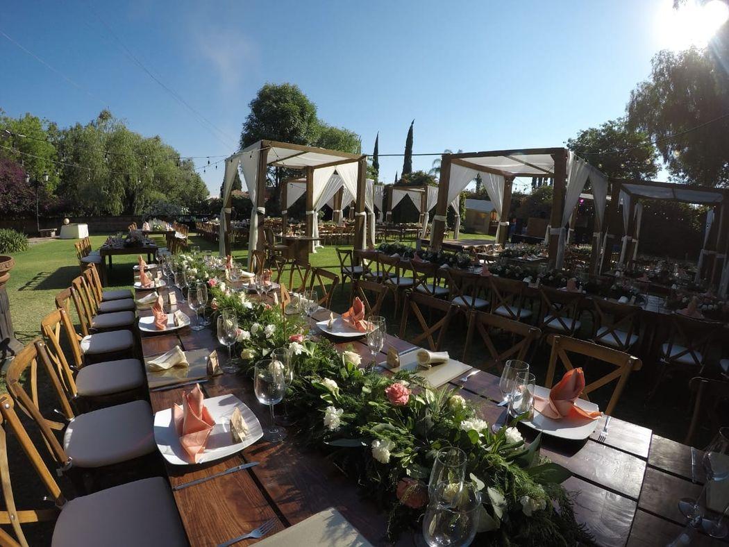 Plascencia Eventos - Catering