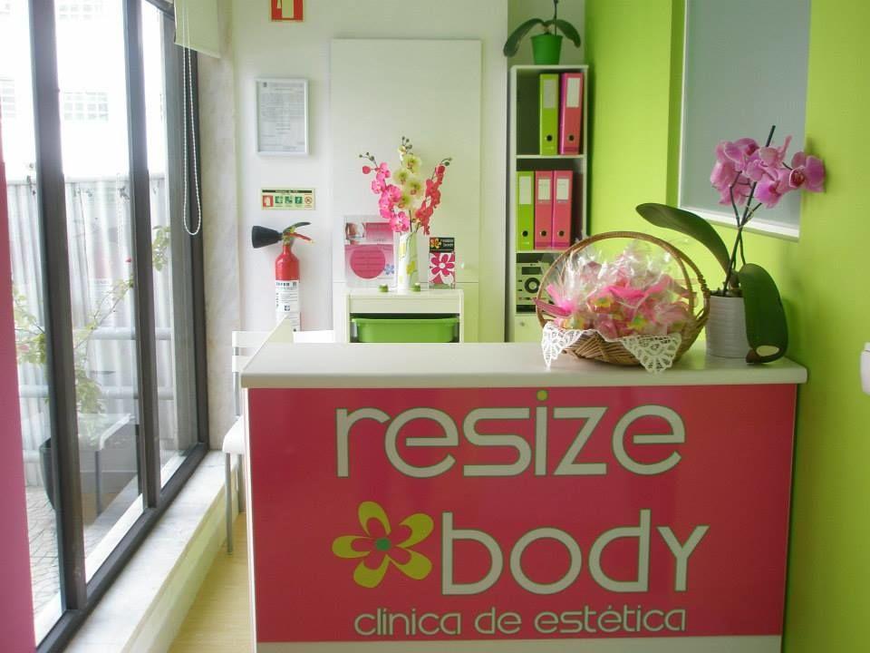 Resize Body - Clínica de Estética