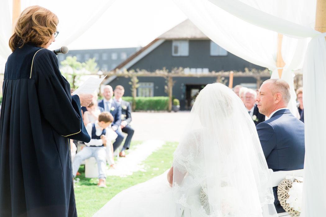 Pauline Suidgeest Ceremoniespreker