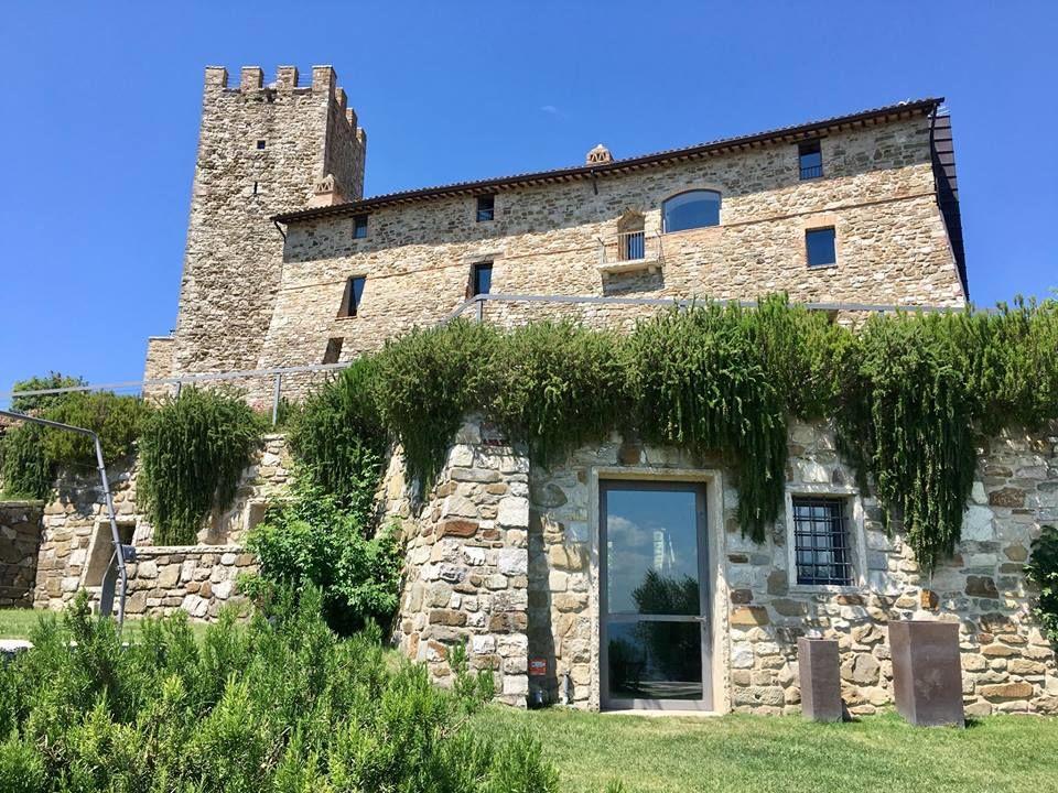 Castello di Civitella dei Conti