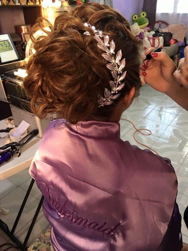 MV Make Up & Bridal Design