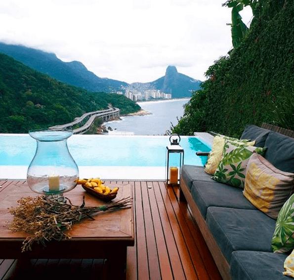 Home in Rio