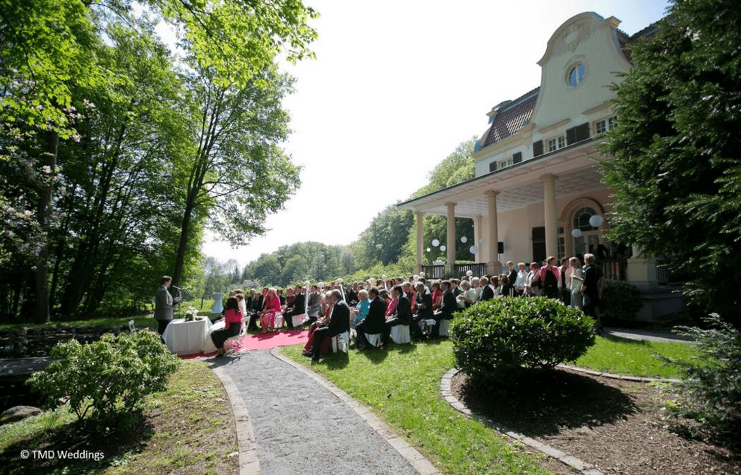 Ihr Hochzeitsservice Svenja Schampera