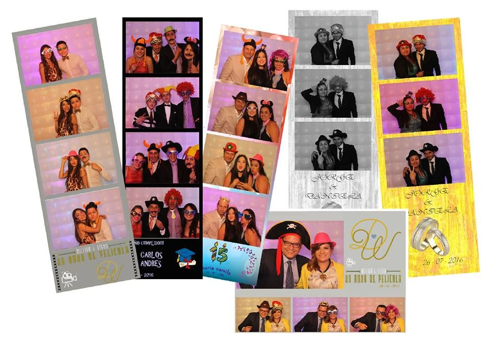 The Black Box Photobooth