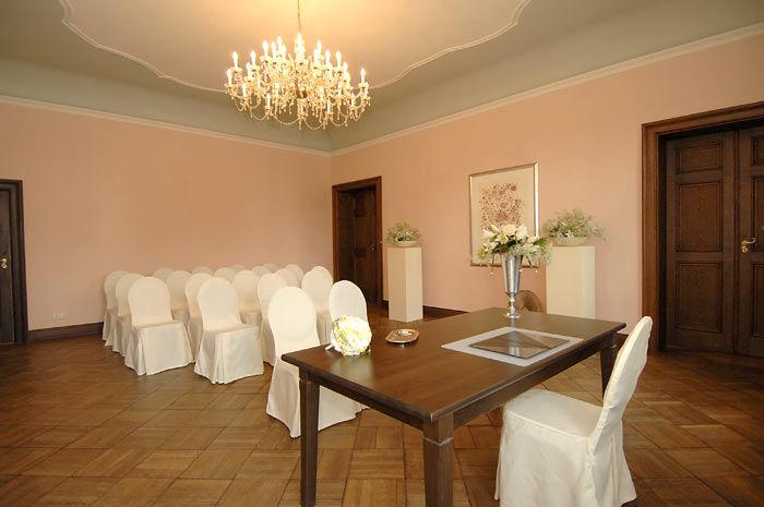 Beispiel: Standesamt, Foto: Schloss Kartzow.