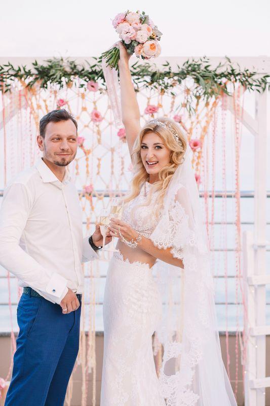 Студия «Две пчелки». Свадьба в Крыму