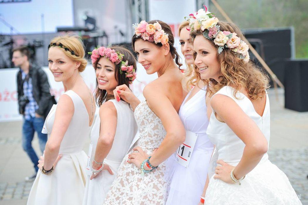 Biegu w sukniach ślubnych TLC, Zdjęcia: PGDstudio