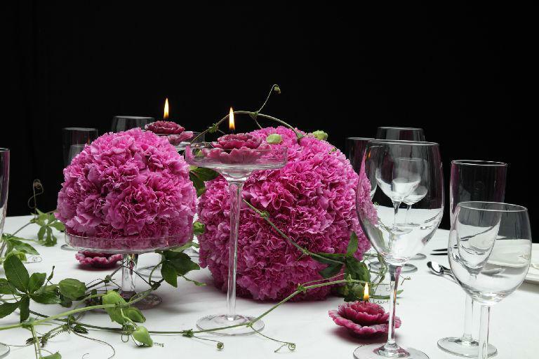 Beispiel: Das wird Eindruck auf Ihre Gäste machen, Foto: Florastyle.