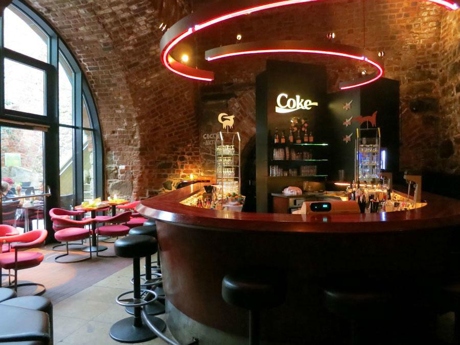 Beispiel: Cocktail- und Eisbar, Foto: Moritzbastei.