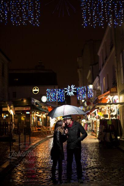 Engagement in Paris Fabio Marras Photographer