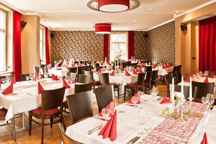 Beispiel: Rosenthalsaal, Foto: Mückenschlösschen Leipzig.
