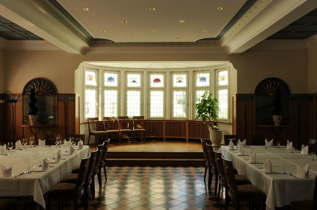 Beispiel: Blauer Saal, Foto: Landschloss Korntal.