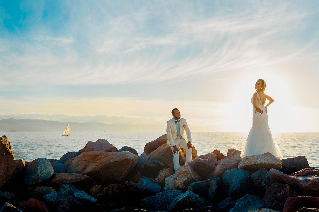 Puerto Vallarta/ Destination Wedding