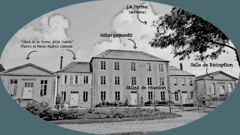 Domaine de la Guérie