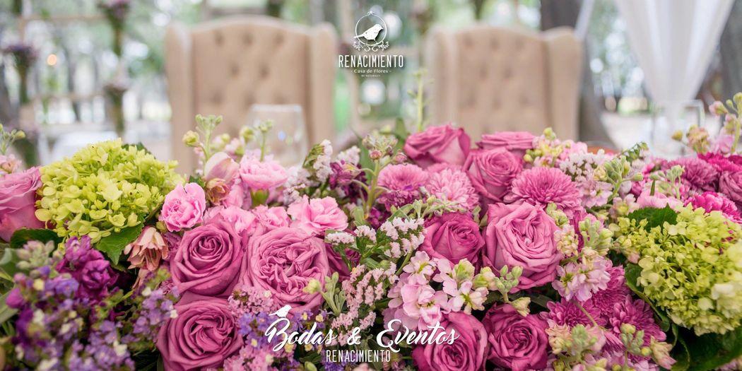 Renacimiento Casa de Flores