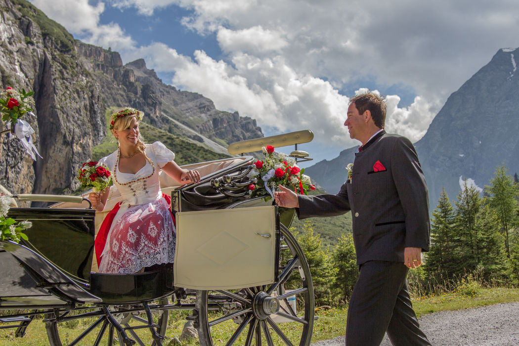 Weddingcrashers Film & Foto  Tirol