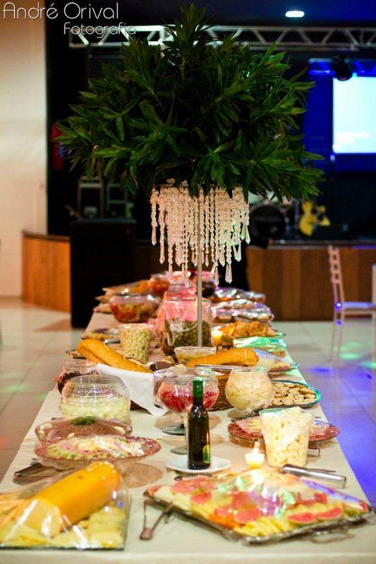 Buffet Do Chico. Foto: André Orival Fotografia
