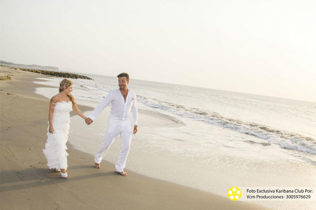 un kilómetro de playa exclusiva